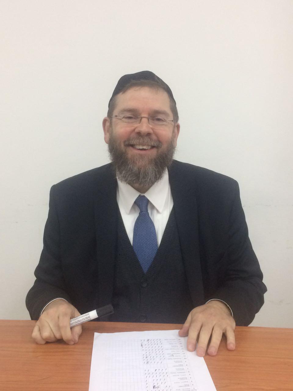 Rabbi Reuven Lauffer