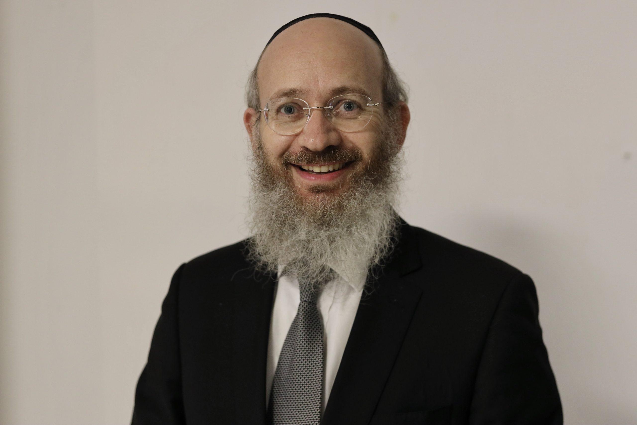 Rabbi Yitzchok Jaeger