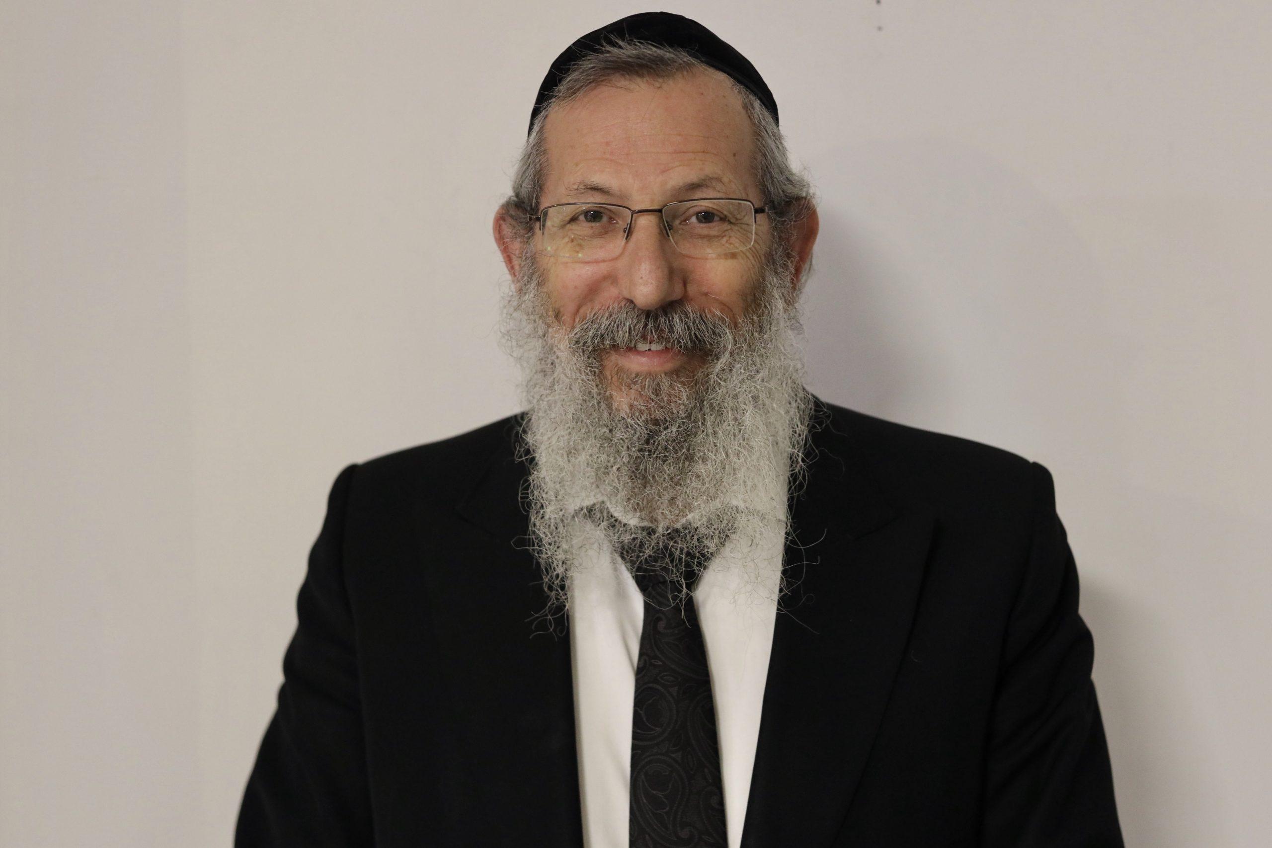 Rabbi Aharon Shadmi